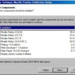 複数のFirefoxでの動作確認にMozilla Firefox Collection